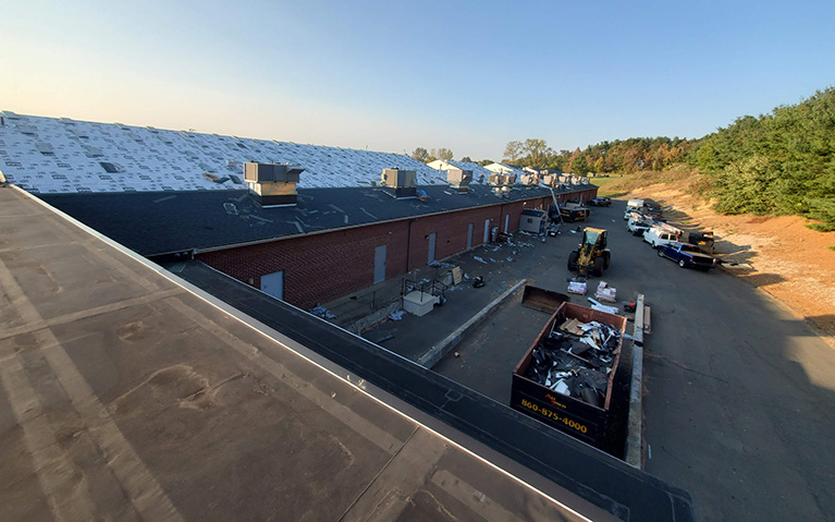Commerical Roofing